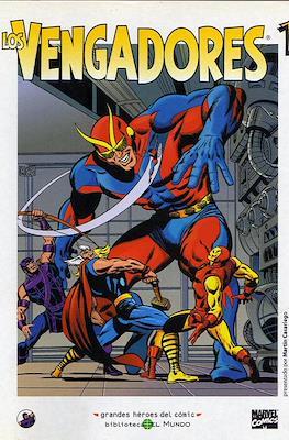 Grandes héroes del cómic (Rústica) #38