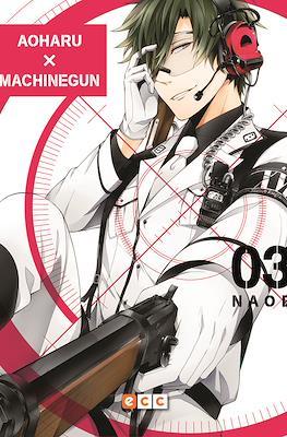 Aoharu x Machinegun (Rústica) #3