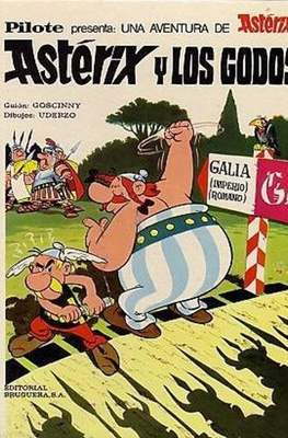 Astérix (Cartoné, 48 págs. (1968-1975)) #18