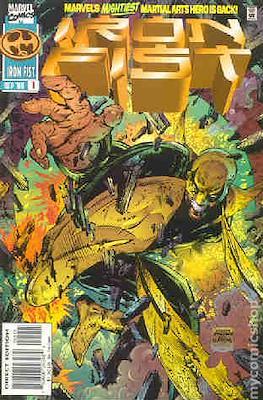 Iron Fist (Vol. 2 1996) (Grapa) #1
