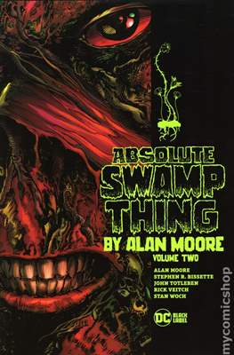 Absolute Swamp Thing by Alan Moore #2