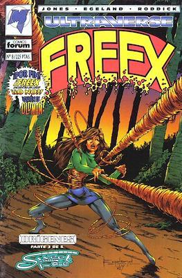 Freex (Grapa. 17x26. 24 páginas. Color.) #8
