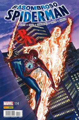 Spiderman Vol. 7 / Spiderman Superior / El Asombroso Spiderman (2006-) (Rústica) #114