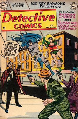 Detective Comics Vol. 1 (1937-2011; 2016-) (Comic Book) #204