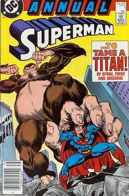 Superman Annual Vol. 2 (Grapa) #1