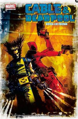 Cable & Deadpool (Comic-Book) #43