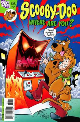 Scooby-Doo! Where Are You? (Comic Book) #10