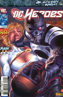 DC Heroes (Agrafé) #4