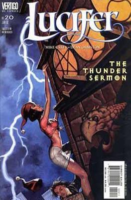 Lucifer (2000-2006) (Comic Book) #20