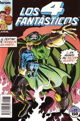 Los 4 Fantásticos Vol. 1 (1983-1994) (Grapa 36-32-24 pp) #77
