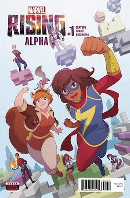 Marvel Rising: Alpha
