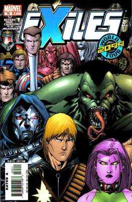 Exiles Vol 1 (Comic book) #75
