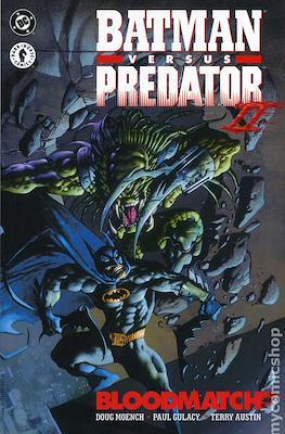 Batman versus Predator II Bloodmatch