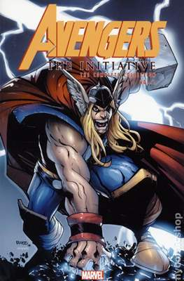 Avengers: The Initiative - The Complete Collection (Softcover 496-456 pp) #2