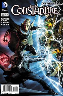 Constantine (2013-2015) (Comic-book) #21