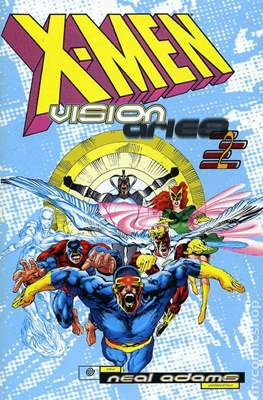 X-Men Visionaries: Neal Adams