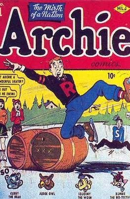 Archie Comics/Archie