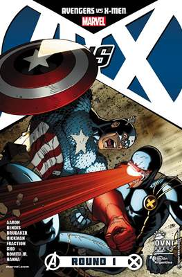 Avengers vs X men (Grapa) #1