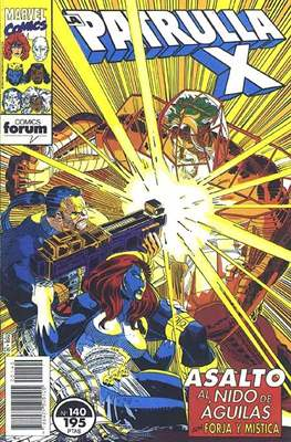 La Patrulla X Vol. 1 (1985-1995) (Grapa) #140