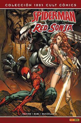 Spiderman / Red Sonja - Colección 100% Cult Cómics