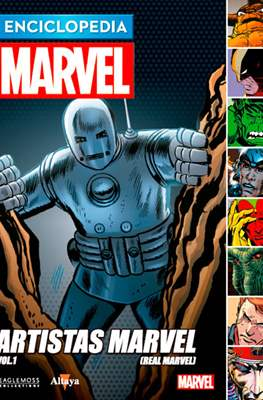 Enciclopedia Marvel (Cartoné) #40