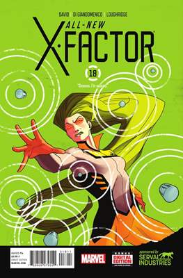 All-New X-Factor (Comic-Book) #18