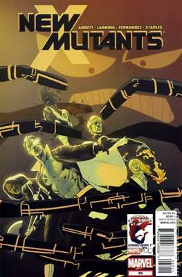 New Mutants Vol. 3 (Comic Book) #39