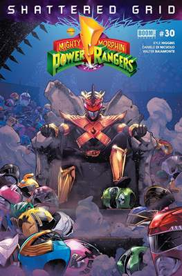 Mighty Morphin Power Rangers (Comic Book) #30