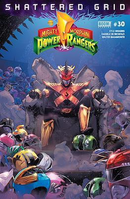 Mighty Morphin Power Rangers (Comic Book) #30