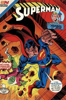 Supermán (Grapa) #1404