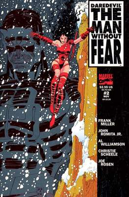 Daredevil: The Man Without Fear (Comic Book) #2