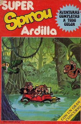 Super Spirou Ardilla (Grapa 64 pp) #8