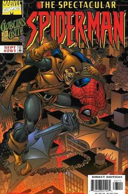 The Spectacular Spider-Man Vol. 1 (Comic Book) #261