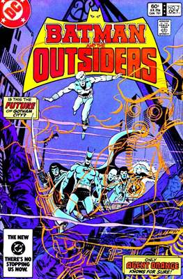 Batman and the Outsiders (1983-1987) (Comic Book) #3