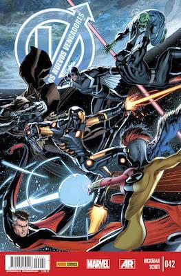 Los Nuevos Vengadores Vol. 2 (2011-2017) (Grapa, 32 páginas) #42