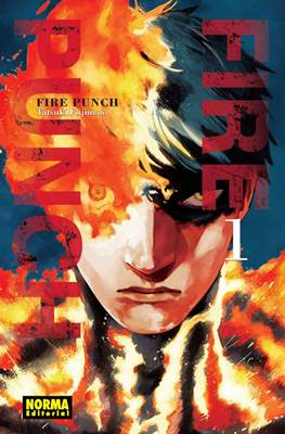 Fire Punch (Rústica con sobrecubierta) #1