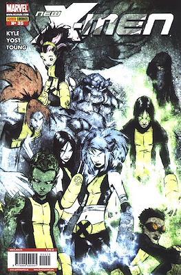 New X-Men: Academia / New X-Men (2005-2008) (Grapa) #35