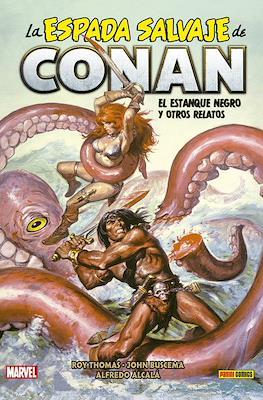 Biblioteca Conan. La Espada Salvaje de Conan (Cartoné 208-240 pp) #7