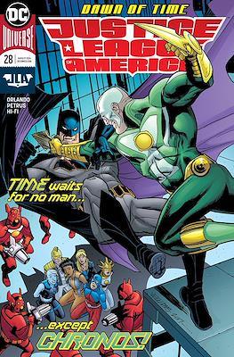 Justice League of America vol. 5 (2017-2018) (Grapa) #28