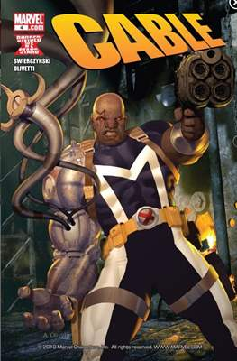 Cable Vol. 2 (2008-2010) #4