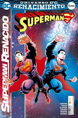 Superman: Renacido. Renacimiento