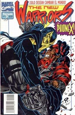 The New Warriors Vol. 2 (1995) (Rústica 96 pp) #2