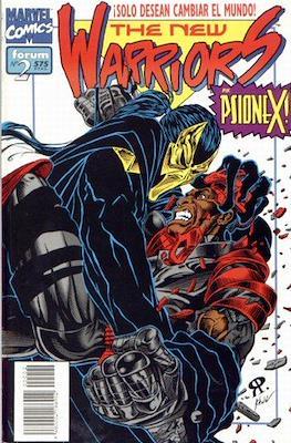 The New Warriors Vol. 2 (1995) #2