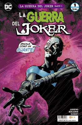 La guerra del Joker (Grapa) #1
