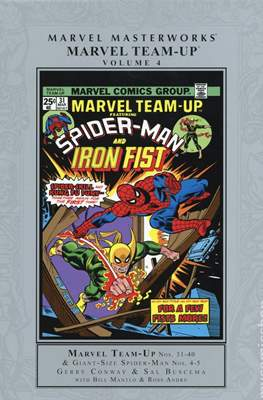 Marvel Masterworks Marvel Team-Up (Hardcover) #4
