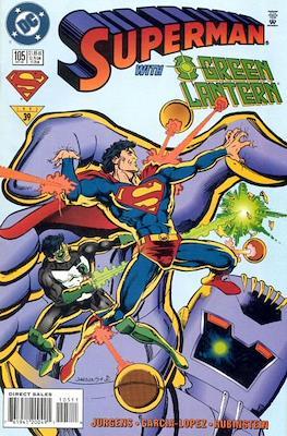 Superman Vol. 2 (1987-2006) (Comic Book) #105