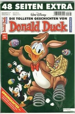 Die tollsten Geschichten von Donald Duck Sonderheft #395