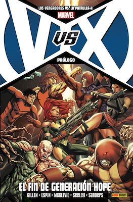 Los Vengadores vs. La Patrulla-X. Prólogo (2012). El Fin De Generación Hope