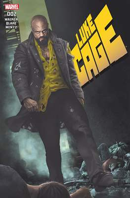 Luke Cage Vol. 1 (2017-2018) (Comic-book) #2
