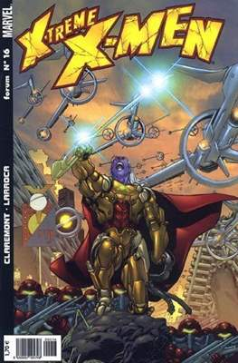 X-Treme X-Men (2002-2005) (Grapa) #16